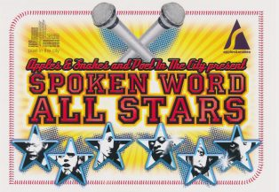 Spoken Word All Stars