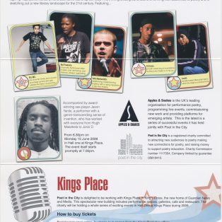 Spoken Word All Stars