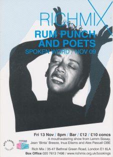 Rum Punch Poets