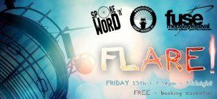 Flare (Fuse Medway Festival): Spoke 'n' Word