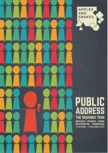 Public Address III: The Soapbox Tour