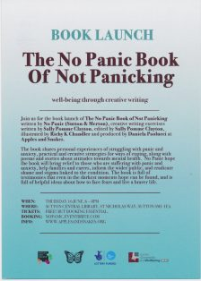 No Panic Book of Not Panicking: book launch