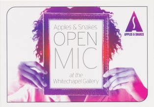 Apples Open Mic
