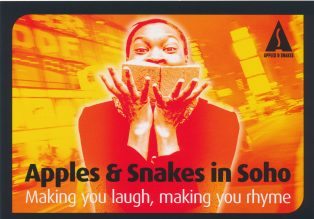 Apples & Snakes in Soho