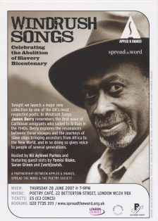 Windrush Songs