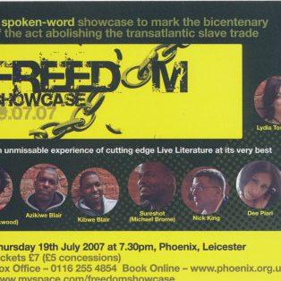 Freedom Showcase