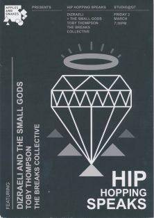 Hip Hopping Speaks