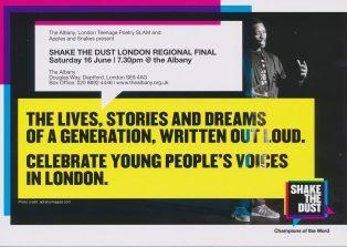 Shake the Dust Regional Final: London