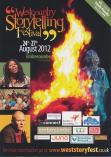 West Country Storytelling Festival