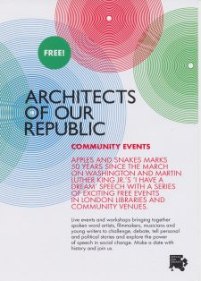 Architects of Our Republic: Charlie Dark