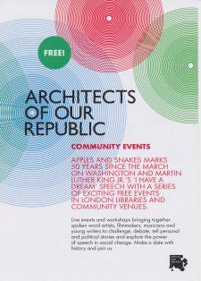Architects of Our Republic: Zena Edwards
