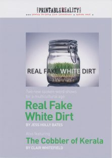Real Fake White Dirt / The Cobbler of Kerala