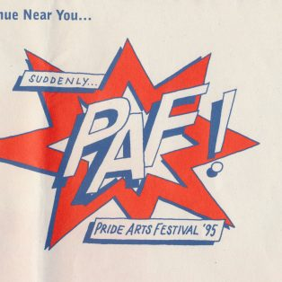 Pride Arts Festival 1995