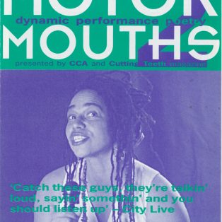 Motor Mouths: The Mo' Words & Jazz National Tour - (Perf 5)