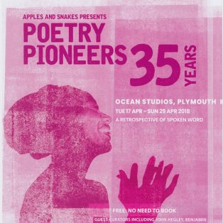 Poetry Pioneers: Launch Night